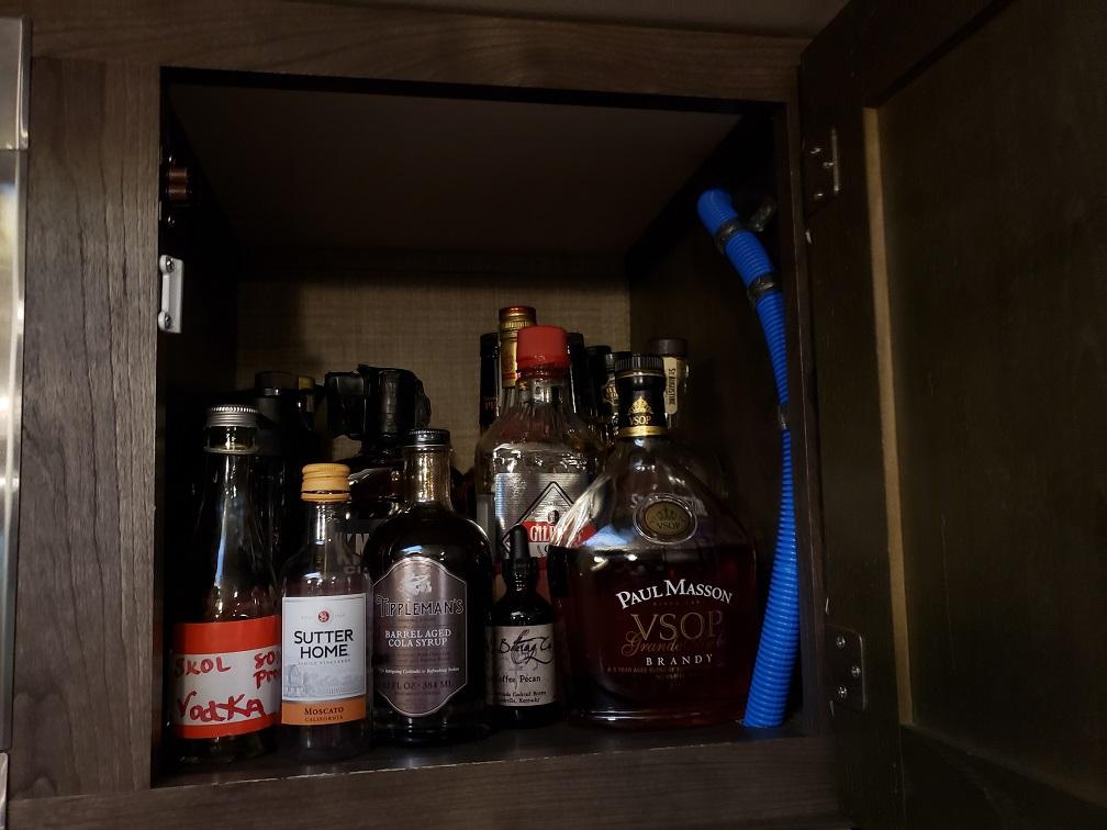 Bar Storage Issues